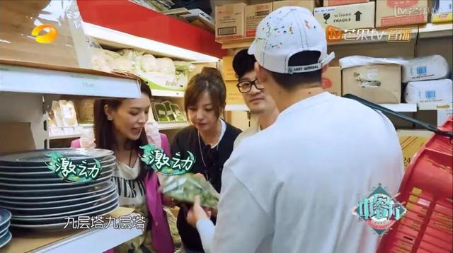 《中餐厅2》缺了大厨张亮,最厉害的大概是舒淇?