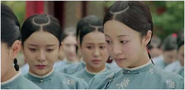 《延禧攻略》配角来头大!章子怡嫂子演姑姑,好莱坞女星演宫女!