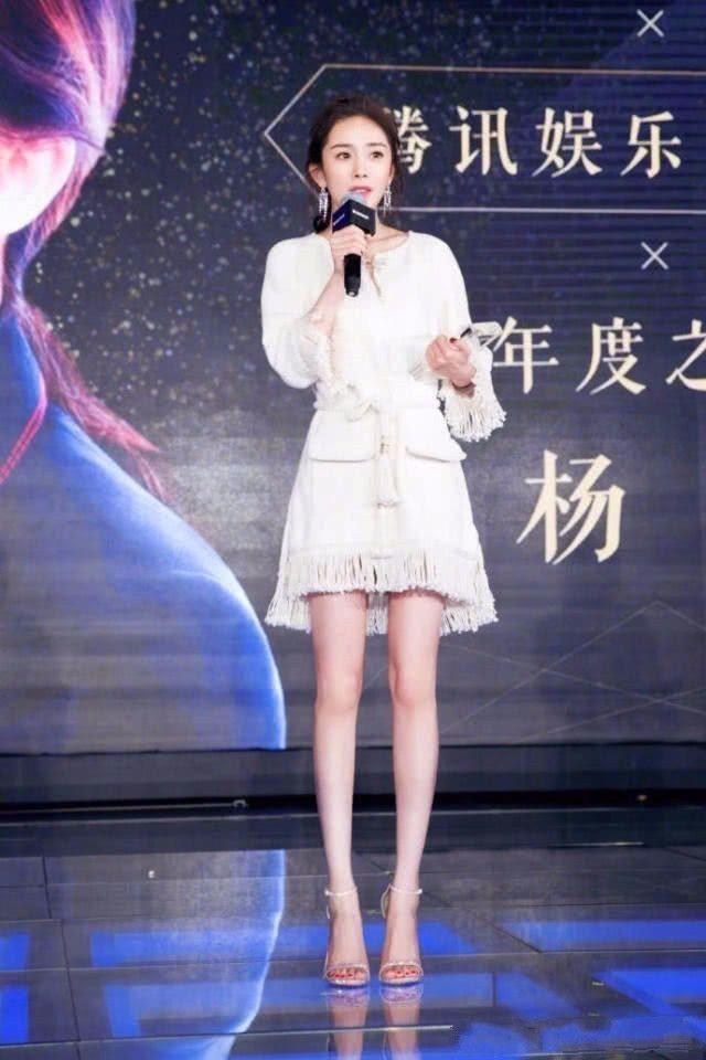 杨幂隔空撞衫全智贤,中国人的穿法,韩国人表示佩服!