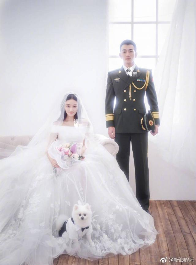 张馨予突然晒结婚证,老公帅气曾帮她剪头发,身份更让网友崇拜!
