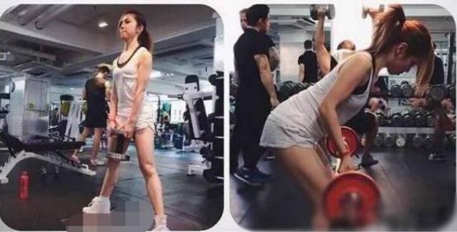 著名的短粗腿都能变腿精,邓紫棋减肥要逆天!