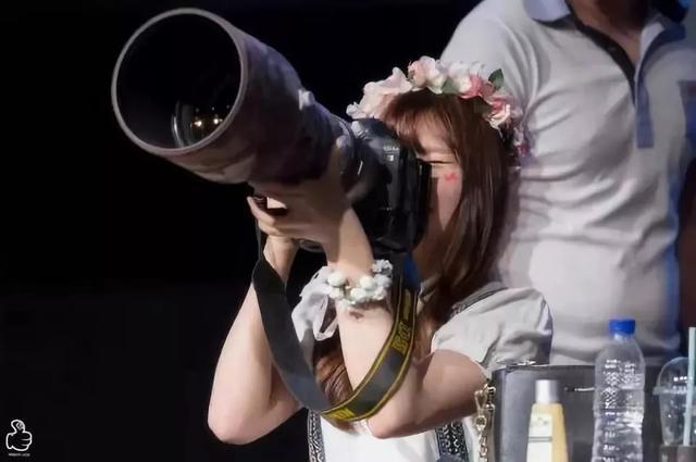 实力满分!不当爱豆他们大概会去做摄影师吧?