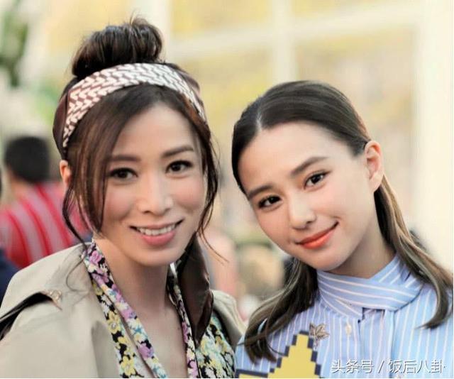 賭王女兒與吳謹言佘詩曼同框比美,千金小姐和明星就是不一樣