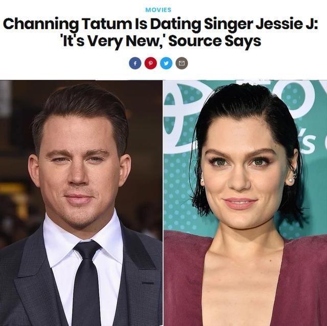 """结石姐跟""""钱老板""""查宁·图塔姆约会,这画风是不是太跳跃?"""