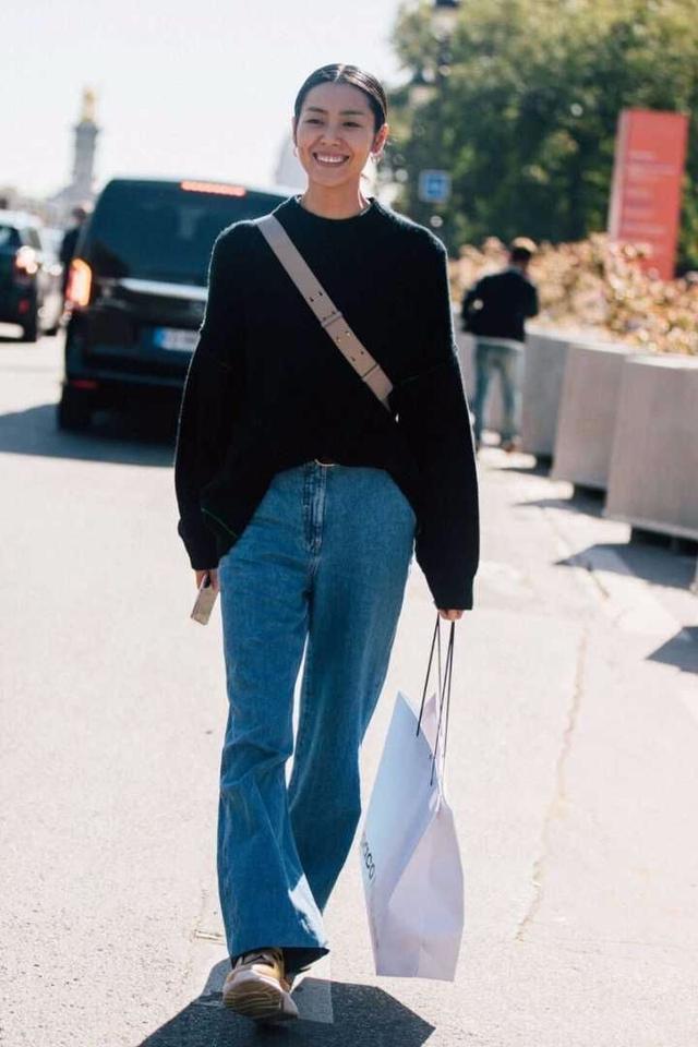 有一种时尚叫刘雯,她不仅是天生的衣架子,搭配技巧更是一流