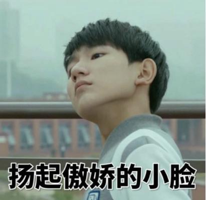 17岁绝版王源:今天是最后一天叫我小可爱了