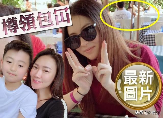 好友晒和张柏芝合照称其不像刚生小孩 可看她的打扮仍让人存疑