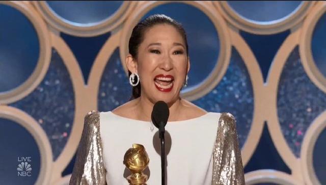 女版林永健拿奖了!吴珊卓凭惊悚剧获得了金球奖最佳女主