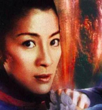 《卧虎藏龙》19年后再聚首,李安杨紫琼变化都好大