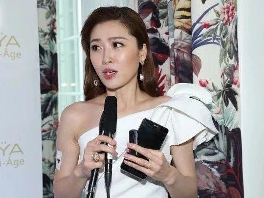 内地老公被指是渣男?40岁前TVB花旦淡定回应:意料中事了