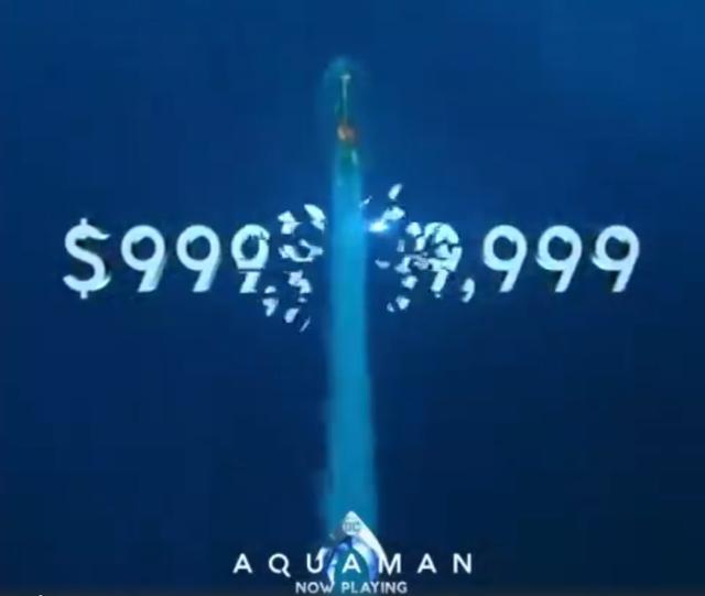 温子仁封神!海王是他第2部10亿美元电影,比肩阿凡达导演
