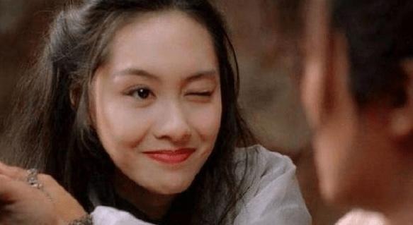 陈妍希胆子真大,挑战紫霞仙子,和朱茵不是一个频道上的