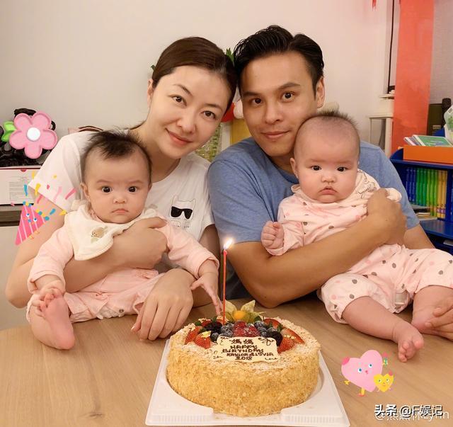 双胞胎才9个月大 熊黛林夫妇已为女儿抢知名幼儿园学位