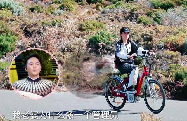 """袁咏仪跳伞表情失控,张智霖脱口而出""""疯女人"""",结果很快就认怂"""