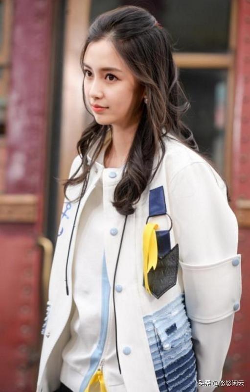 杨颖代表中国女星登美版时尚杂志,代表作是认真的吗?