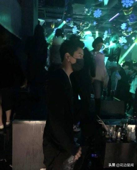 陈柏霖、王大陆、柯震东曾现身胜利夜店,中国娱乐圈也将大地震?