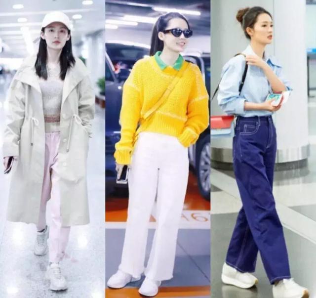 热巴宋祖儿欧阳娜娜文淇,娱乐圈等你们成长,却被时尚圈先抢了?
