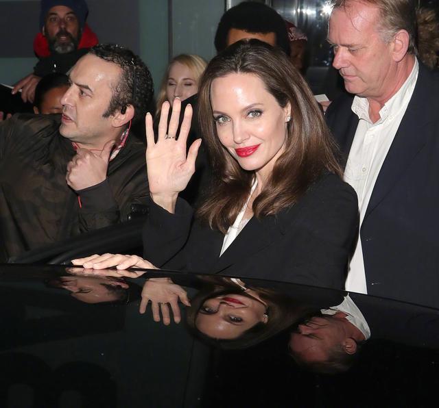 朱莉有望出演漫威超级英雄电影《永恒族》,又一位女神大反派?