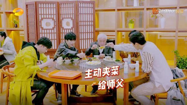 芒果台又抄韩国综艺了!不过《我们的师父》效果还不错?