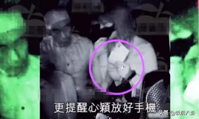 許志安黃心穎最新出軌視頻打臉醉酒說法,兩人隔口罩親吻同回香閨