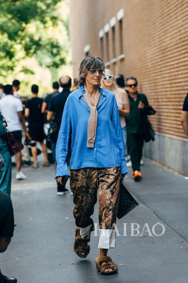 """跟""""衬衫""""有关的一切,随便穿穿都能美成一道街头风景线"""