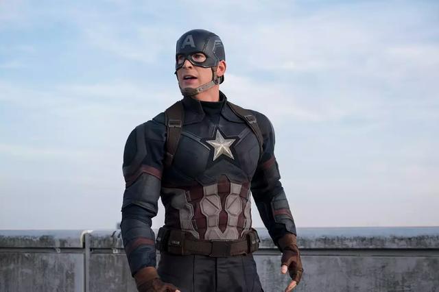 """看完《复联4》粉丝热聊""""美国翘臀"""",美国队长自己都惊叹"""