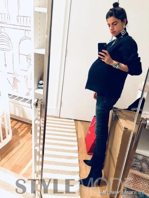 高段位孕妇穿搭技术!进修Meghan Markle如何驾驭怀孕时的作风