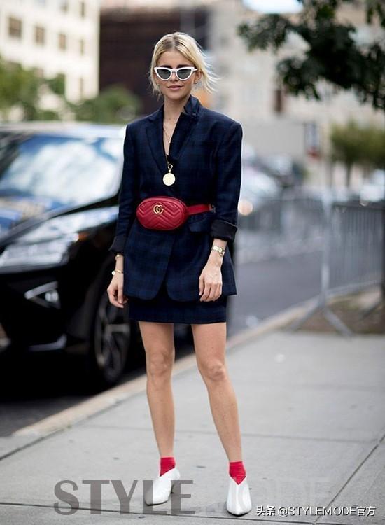 搭出時尚,穿出大長腿,這幾條腰帶就夠了