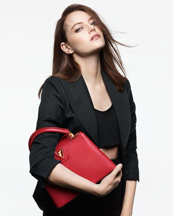 能留给女儿的经典手袋?大多数女人都会选LV
