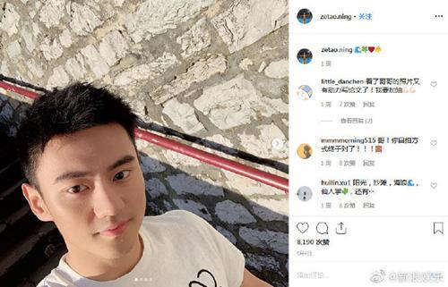奥运冠军宁泽涛恋情疑曝光,网友:这是傅园慧?