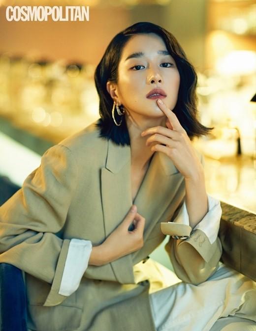 韩国女艺人徐艺智最新杂志写真曝光
