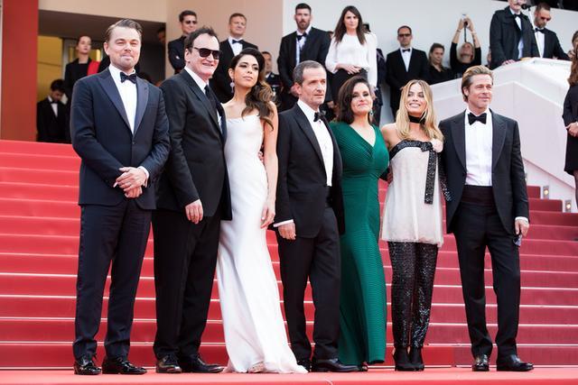 昆汀新作《好莱坞往事》戛纳首映口碑爆棚,映前嘱咐千万别剧透