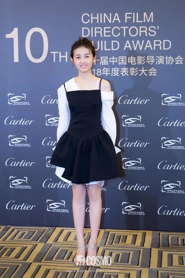 甜妹妹好演员真学霸,张子枫我爱了