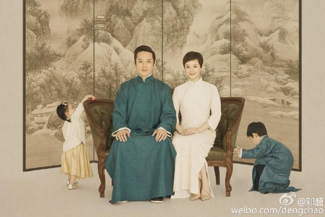 明星夫妇晒结婚九周年比照照,孙俪依旧冻龄,邓超却被说像王陆地