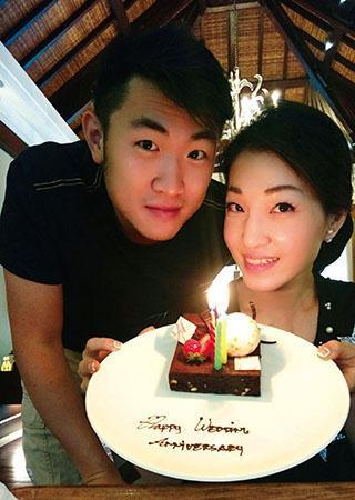蔡依林为姐夫庆生,姐姐优雅入镜,9年前嫁富三代爱情故事超浪漫