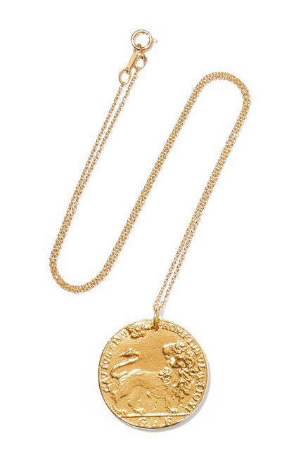 這個夏天,你還缺一條復古又高級的硬幣項鏈