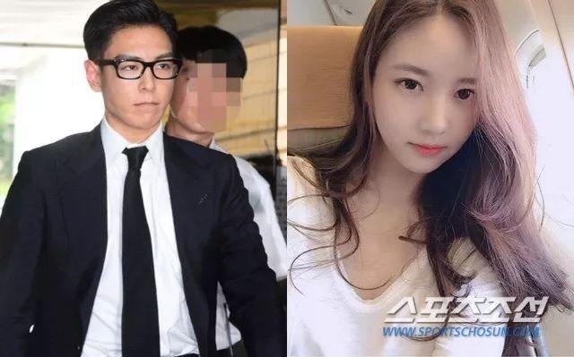 YG曾為隱瞞TOP吸毒而將韓瑞熙送到美國?