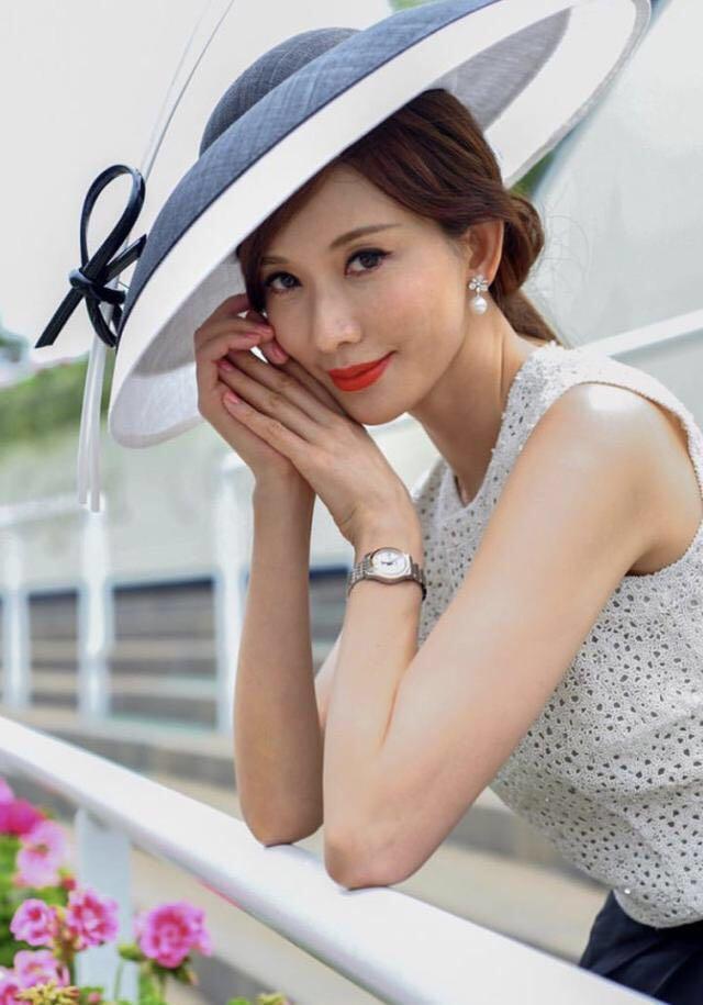 林志玲婚后首亮相,網友:老了像趙雅芝
