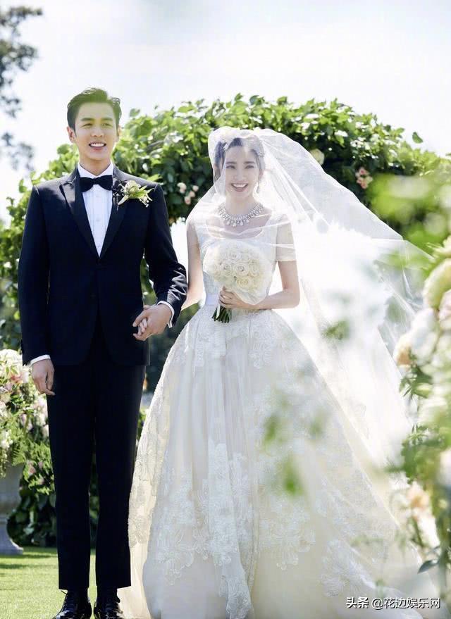 万万没想到唐艺昕结婚,沈梦辰晒大合照,最抢戏的竟然是马思纯