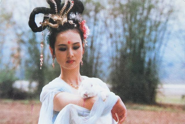 86版《西游记》女演员现状:观音受国家惩处,嫦娥成集团董事长