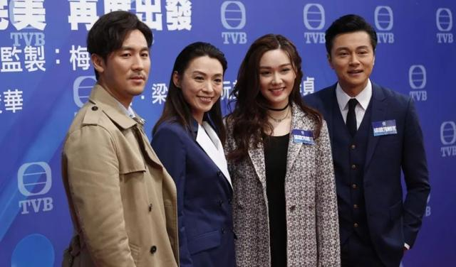 火速完成《法证先锋4》重拍黄心颖戏份 TVB上位小花:我想睡几日