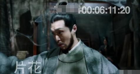 张艺兴古装好像袁弘胡歌合体,他演戏时气场原来这么大,被震住了
