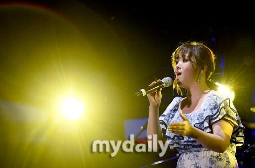 miss Trot白翎岛和平演唱会