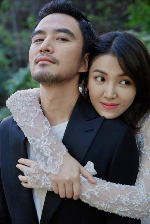 曾是多部经典偶像剧主演,如今35岁终结婚!圈外新娘撞脸林心如