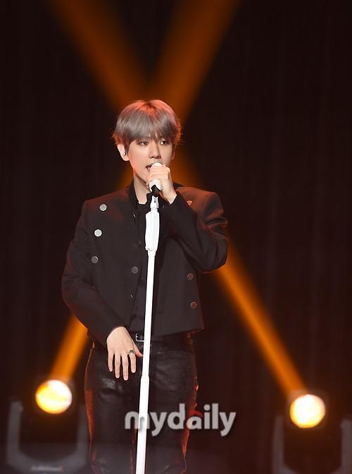 极速PK10男团EXO成员伯贤个人专辑发布会