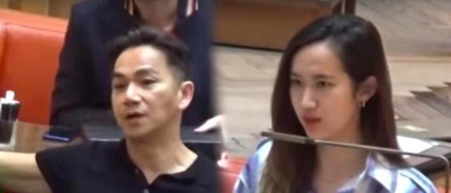 他是TVB御用坏人,长相凶恶,17岁女儿出水芙蓉撞脸知名女星