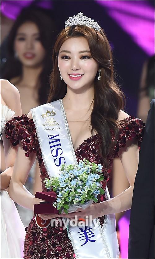 金世妍奪2019韓國小姐大賽冠軍