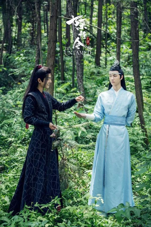 魏婴跟蓝湛16年后重遇发生了啥?网友:第一次希望男主快点死