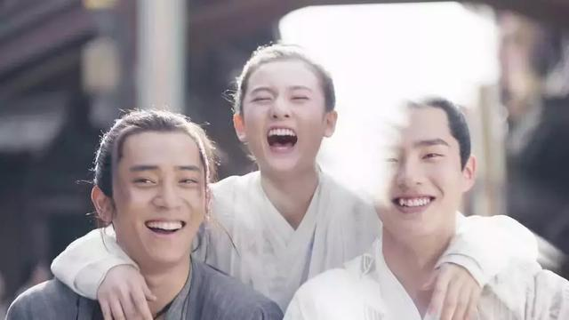 《九州缥缈录》中最有魅力的男人就是姬野,怪不得羽然爱上他