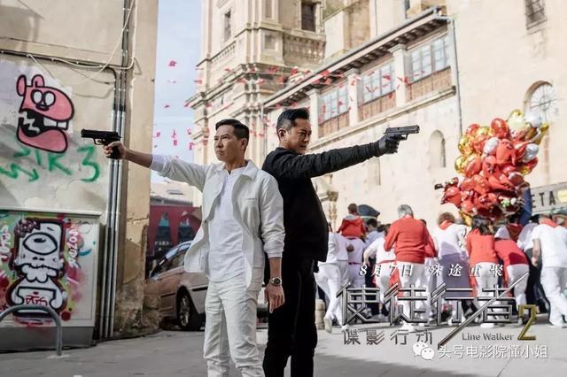 《使徒行者2》首日票房破亿,古天乐张家辉相爱相杀诠释CP新高度